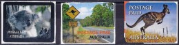 Australia 2015 - Postage Paid  ( Mi Xxx - YT Xxx ) 3 Stamps - Used Stamps