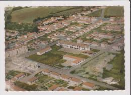 CPSM Grand Format - ROCHEFORT - Cité Du Breuil Et Les Ecoles - La France Vu Du Ciel - Rochefort
