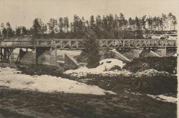 1917 - WILIA, Hochwasser,Weissrusland,Litauen ? Gute Zustand, 4 Scan - Belarus