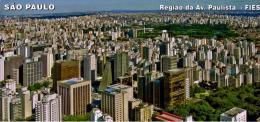 GF366 - SÃO PAULO - Região Da Av. Paulista - FIESP - São Paulo