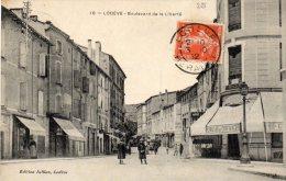 LODEVE -  Bd De La Liberté - Lodeve