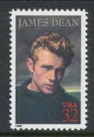 USA 1996 Scott 3082. Legends Of Hollywood: James Dean, MNH (**) - Stati Uniti