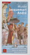France Paris Tourism Brochure 2001 - Folletos Turísticos