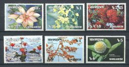 155 BANGLADECH 1978 - Fleur (Yvert 110/15) Neuf ** (MNH) Sans Trace De Charniere - Bangladesh