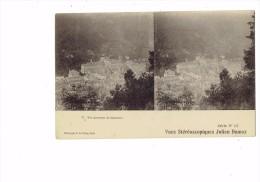 CAUTERETS - Vue Générale 7 - Vues Stéréoscopiques Julien Damoy - Série 12 - Cartoline Stereoscopiche