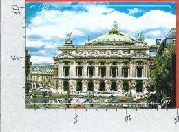 CARTOLINA NV FRANCIA - PARIS - La Place Et Le Theatre De L'Opera - 10 X 15 - Squares
