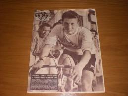 LE MIROIR 1957 MAGAZINE FRANCE SPORT - Sport
