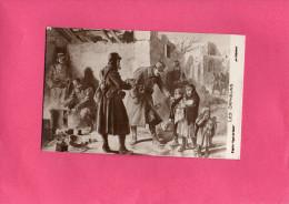 C0902 - Illustrateur A. GALLAND - Patriotiique - Les Orphelins - Illustrators & Photographers