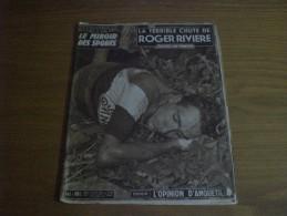 LE MIROIR 1960 MAGAZINE FRANCE SPORT - Sport
