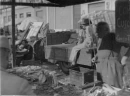 """04784 """"MERCATO DELLE PULCI - MARCHE' AUX PUCES - FLEA MARKET - ANNI '70 XX SECOLO"""" ANIMATA. FOTOGR. ORIGINALE - Mestieri"""