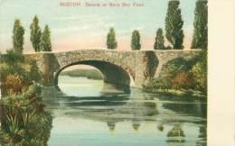 BOSTON - Bridge In Back Bay Fens - Boston
