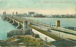 BOSTON - New Cambridge Bridge - Boston