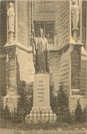 HALLE - Standbeeld Van Christus Koning - Halle