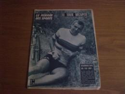 LE MIROIR 1953 MAGAZINE FRANCE SPORT - Deportes