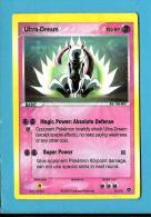 POKEMON 2006 - Ultra-Dream - 100 HP - 46 / 106 - 2 SCANS - Pokemón