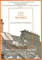 """Carte Postale édition """"Dix Et Demi Quinze"""" - Les Petits Mondes De Jean Gabriel Nordmann (photo : Robert Doisneau) - Doisneau"""