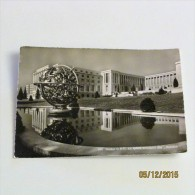 Carte Postale GENEVE : ONU - LA SPHERE ARMILLAIRE - GE Genève