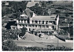 CH3813     FAOUG : Hotel Du Cerf - Vue Aerienne - VD Vaud