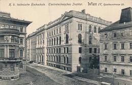 AUTRICHE - WIEN - IV - Schaumburgergasse. Engelbrunnen - Other