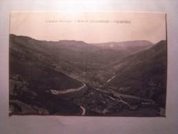 1 Cpa - France - Loubaresse (2 Scans) - Autres Communes