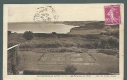 VARENGEVILLE  S/ Mer-  76 -  Les Falaises De L'Ailly - Varengeville Sur Mer