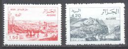 Algérie YT N°994/995 Vues D'Algérie Avant 1830 Neuf ** - Algeria (1962-...)