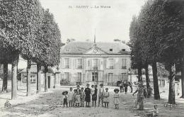 Gagny - La Mairie - Groupe D'enfants - Carte E.L.D. - Gagny