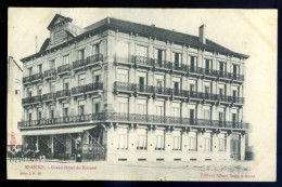 Cpa De Belgique Knocke -- Grand Hôtel Du Kursaal   FEV16 12