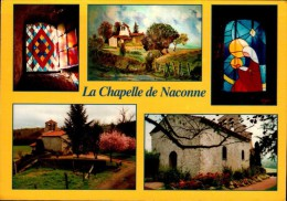 42-REGNY..LA CHAPELLE DE NACONNE...6 VUES...CPM - Francia