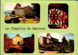 42-REGNY..LA CHAPELLE DE NACONNE...4 VUES...CPM - Francia