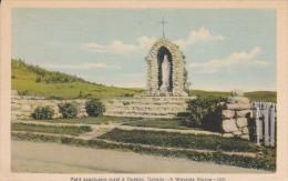 CANADA---QUEBEC----petit Sanctuaire Rural à Québec Canada--a Wayside Shrine---voir 2 Scans - Quebec