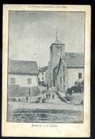 Cpa Du 25  Jougne L' église   FEV16 13 - France