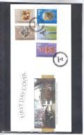 BOX594 UNO KOSOVO UNMIK  FDC  FIRST  DAY COVER   2000 MICHL  1/5 FDC Siehe ABBILDUNG - Briefe U. Dokumente