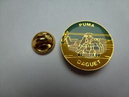 Armée Militaire , Opération Daguet , Hélicoptére Puma - Army