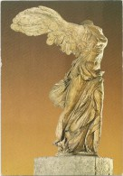 LA VICTOIRE DE SAMOTRACE - THE VICTORY OF SAMOTHRACE - NIKE VON SAMOTHRACE - Sculptures