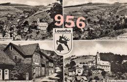 CPSM * * LAUSCHA * * - Lauscha