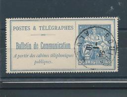 FRANCE Tyelephone  N. 24 OBLITERE T.B. - Telegraph And Telephone