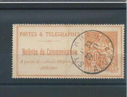FRANCE Tyelephone  N. 27 OBLITERE T.B. - Telegraph And Telephone