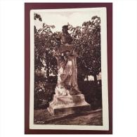 Meung Sur Loire  Statue De Jean Clopinel - Autres Communes