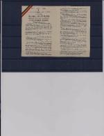 Doodsprentje Michel Huysmans 1886 (Bree) - 1944 Gestorven In Concentratiekamp Ellrich-Buchenwald - Religion & Esotérisme