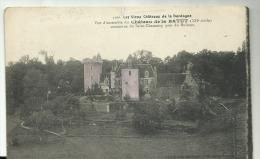 D24 - CHATEAUX DE LA DORDOGNE - Vue D' Ensemble Du Chateau  De La BATUT  Commune De ST CHAMASSY Près Du BUISSON - France