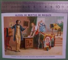 Ricqlès - Inventeurs Célèbres - DAGUERRE Découverte Du Daguerréotype D'ou Dérive La Photographie - Otros