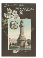 ITA.0064/ Saluti Da MONZA - La Cappella Espiatoria (Umberto I) - Monza