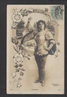 DF / CÉLEBRITÉS / ARTISTES / BRANDON / PHOTO REUTLINGER / CIRCULÉE EN 1906 - Artistes