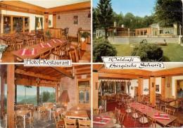 """5250 ENGELSKIRCHEN - OBERSTAAT, Hotel """"Bergische Schweiz"""" - Lindlar"""