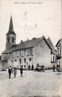 CPA Rom (79 Deux-sèvres)  Bureau Des Postes Et Eglise (PPP2339) - France