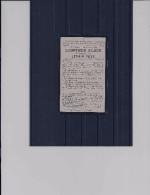 Doodsprentje Ludovicus Bilsen  1854  -  Gestorven 1904 Kortenaken - Religion & Esotérisme
