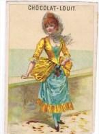 Cromo   Jolie Fille - Louit