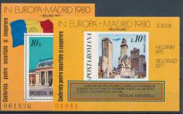 1980. Rumanien :) - 1948-.... Republics