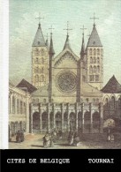 Collection ARTIS - HISTORIA - Cités De Belgique  -  TOURNAI          (4028) - Géographie